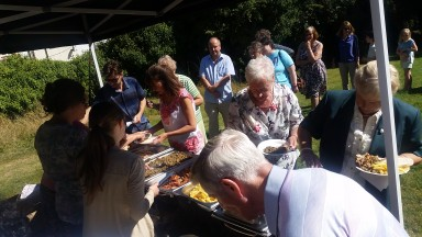WINDERMERE CHURCH HOG ROAST 2016
