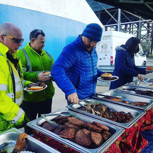 INTERGEN Staff BBQ 06/2/2018