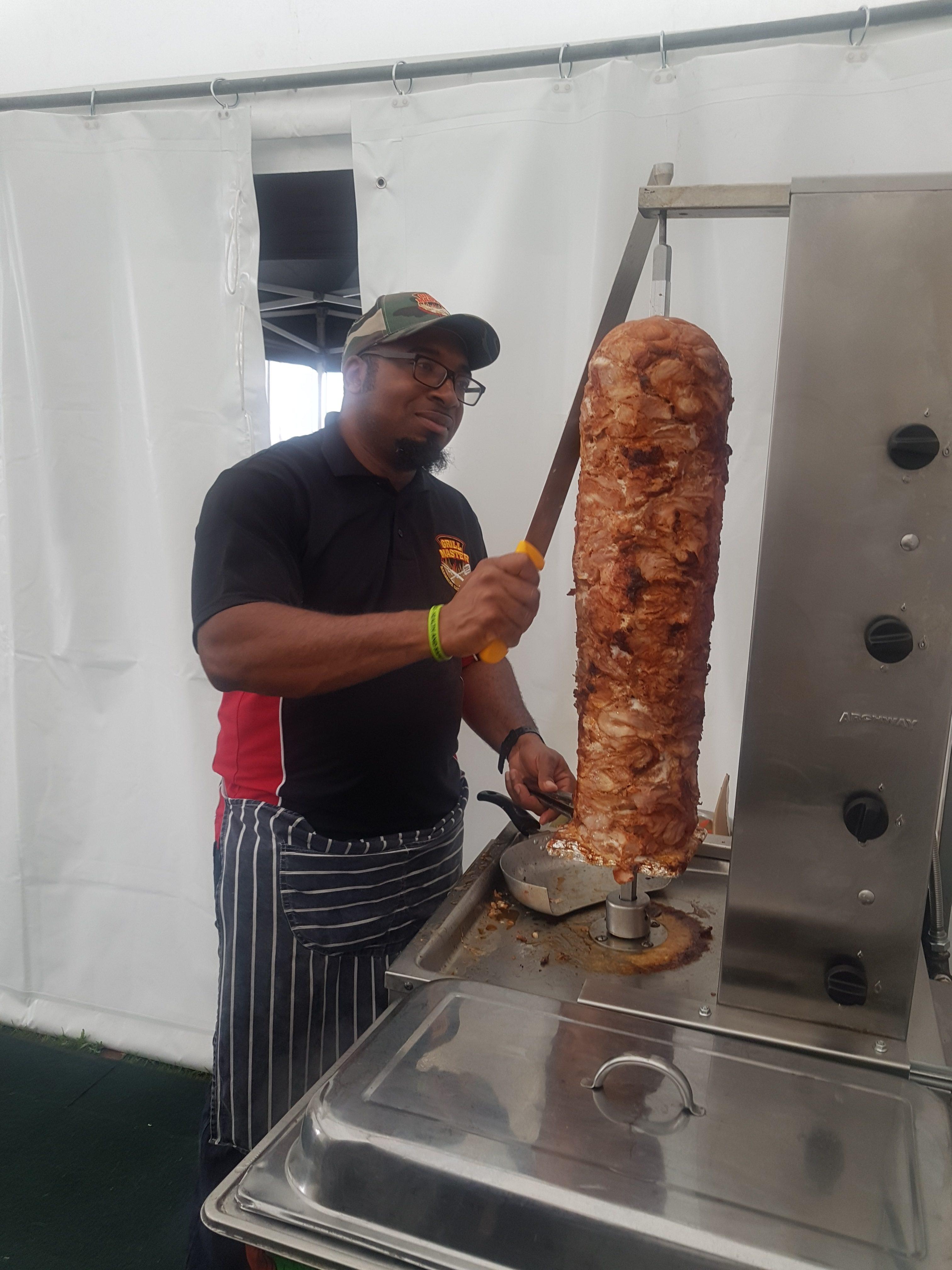 Shawarma Experience