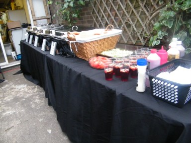 YUSUF'S BIRTHDAY BBQ 2015
