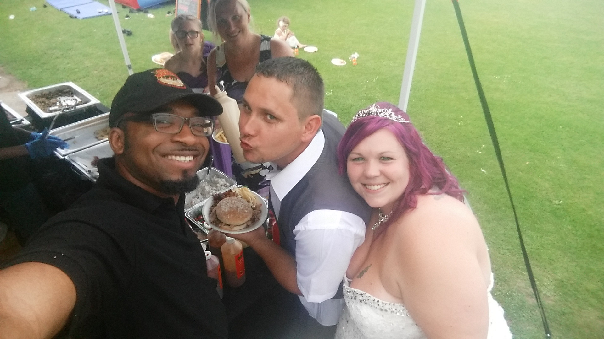 TRACY & TOM'S WEDDING 2016