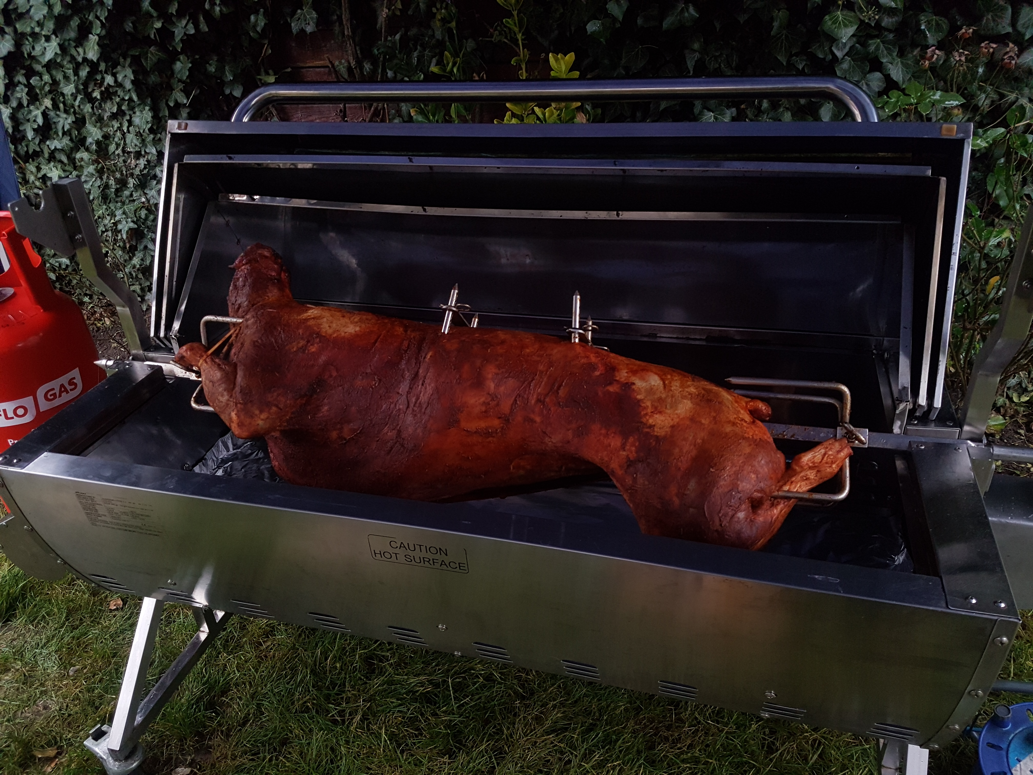 DIY LAMB ROAST HIRE 20/1/2018