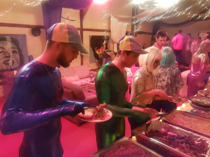 Gerti's HOG ROAST PARTY 28/4/2018