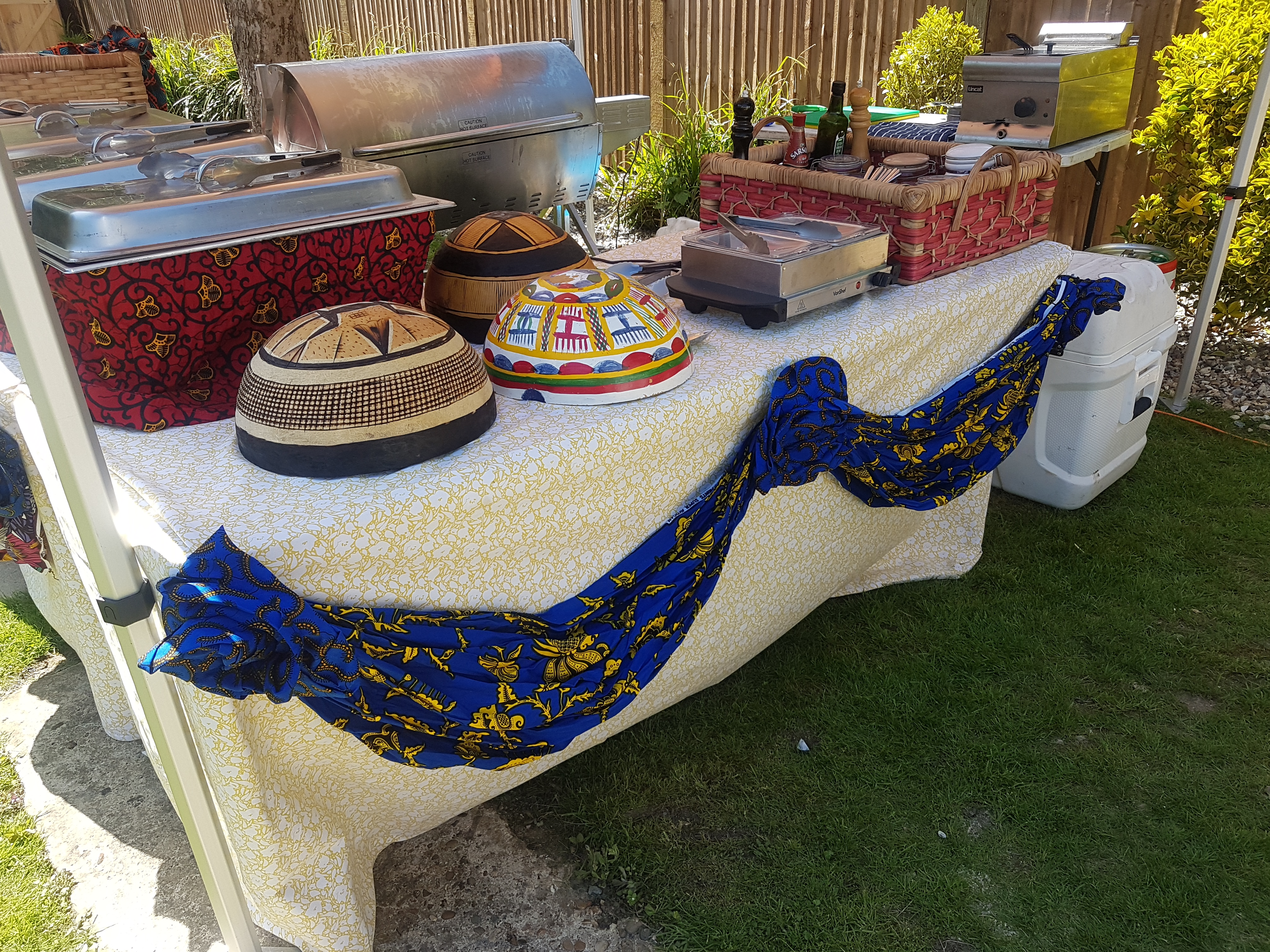 Helen's HOG ROAST PARTY 5/5/2018