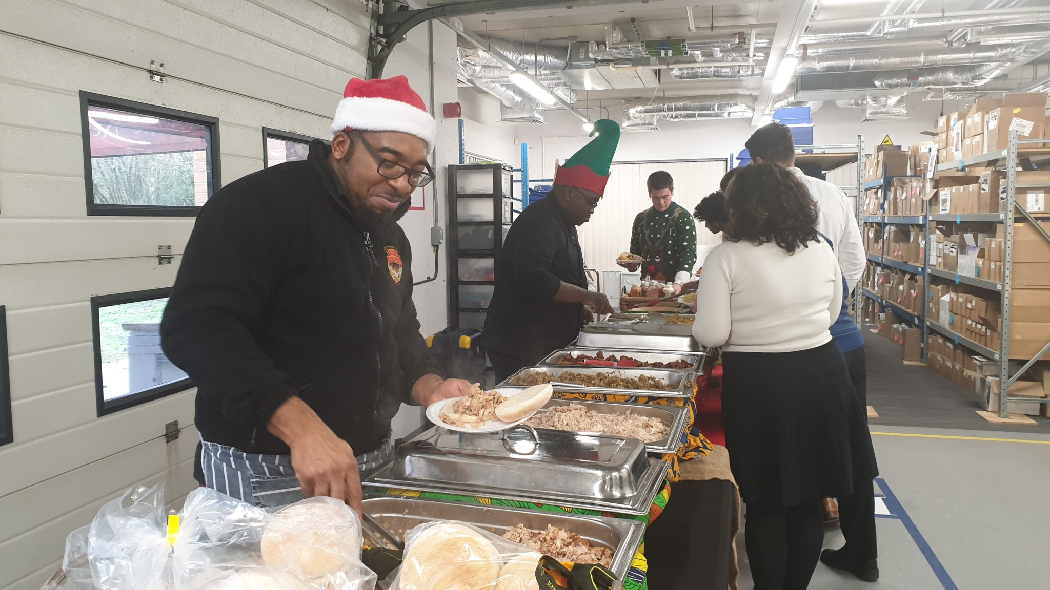 Corporate Christmas Lunch 02/1/2020
