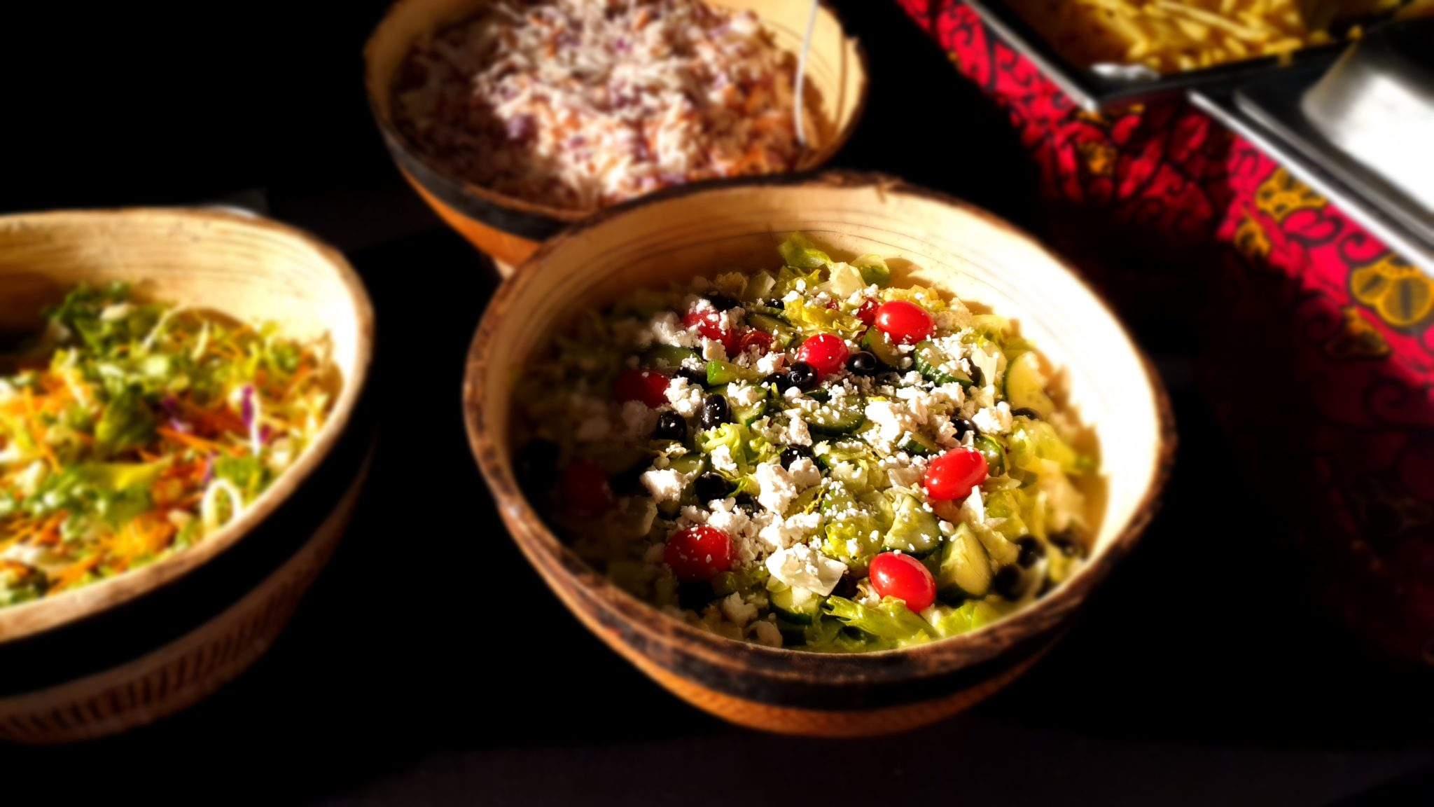 Greek Salad @ 90th Birthday 15/2/2020