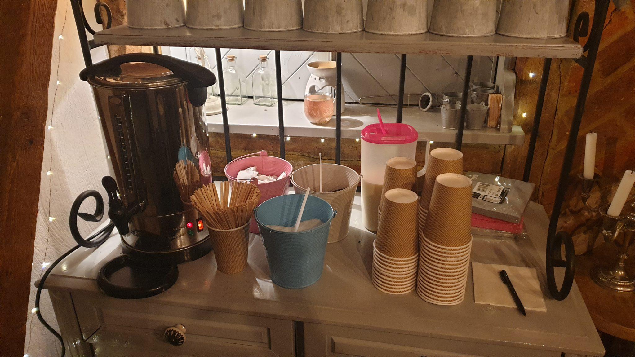 Tea & Coffee, 90th Birthday 15/2/2020